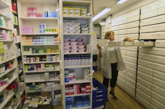 Médicaments : 10 fois plus de ruptures de stock en 6 ans