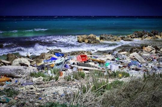 Pollution: des fibres de plastique dans l'eau du robinet