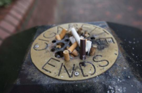 Jardins sans tabac : la mairie de Paris lance l'expérimentation