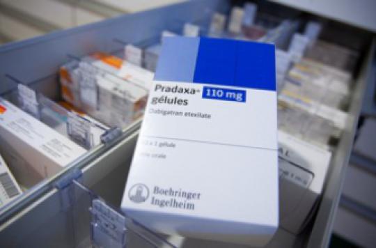 Pradaxa : une étude remet en question sa sécurité