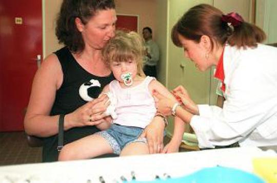 Gastro-entérites : le vaccin anti-rotavirus est recommandé