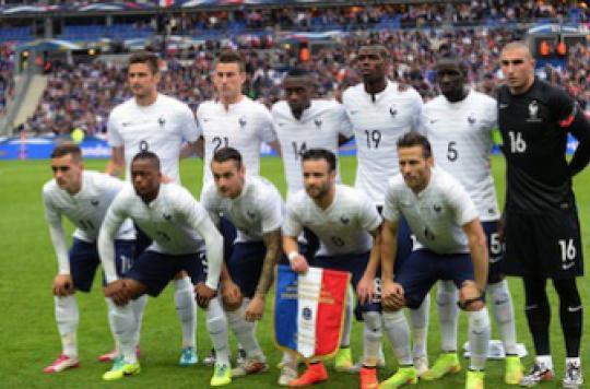 Coupe du monde de foot : comment les médecins s'occupent des Bleus
