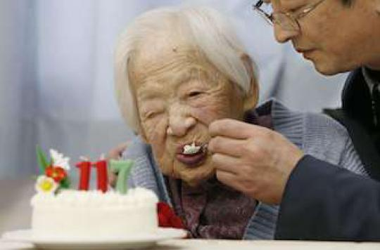 Misao Okawa : la doyenne de l'humanité fête ses 117 ans