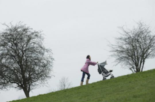 Un tiers des mères de jeunes enfants ont des symptômes dépressifs