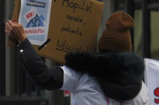 Grèvedes fonctionnaires : la grogne des médecins hospitaliers