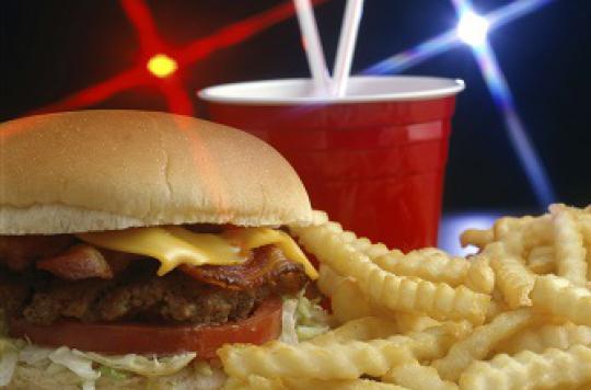 Obésité infantile : le fast-food n'est pas l'ennemi numéro 1