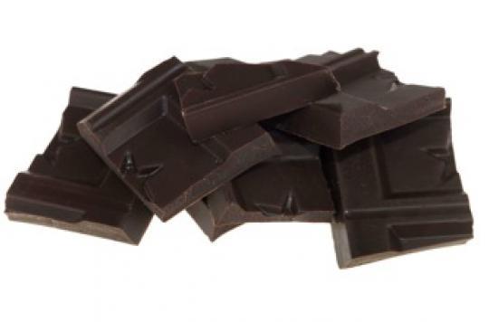 Le chocolat noir est bon pour la santé des artères