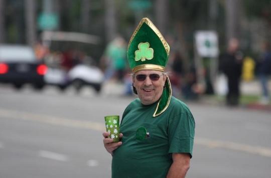 Alcool: les Irlandais champions d'Europe