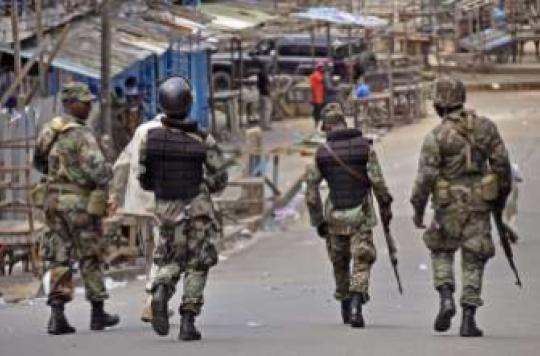 Ebola : le Liberia lève la quarantaine dans un quartier de la capitale
