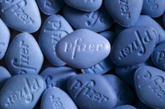 Les génériques du Viagra débarquent en France