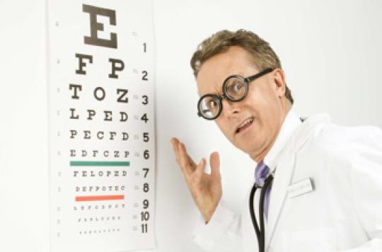 Ophtalmologistes : plus de pénurie dans dix ans