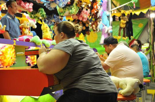 Près d'un Américain sur trois est obèse