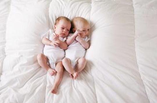 Les grossesses multiples coûtent  beaucoup plus cher que les simples