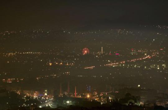 Grèce : la crise économique responsable de pollution atmosphérique