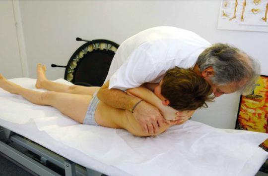 Les ostéopathes veulent se prendre en main