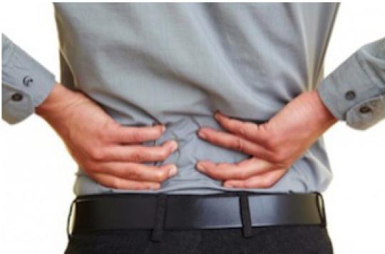 Mal de dos : les comportements à risques recensés