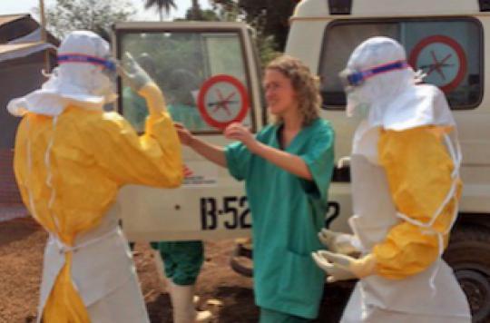 Ebola : une course contre la montre selon MSF