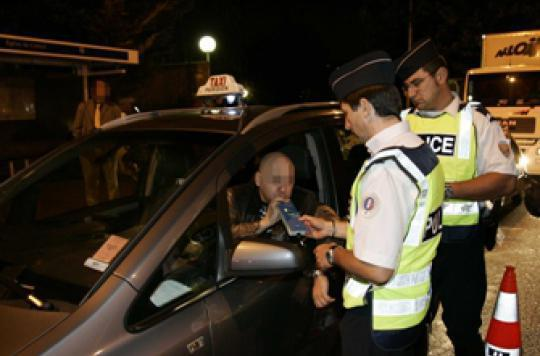 Sécurité routière : bientôt des tests salivaires pour détecter le cannabis