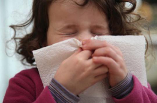 Pourquoi le rhume se loge dans le nez