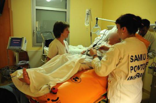 Euthanasie : les infirmiers expriment leur opposition