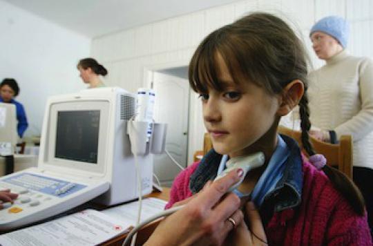 Thyroïde: la majorité des nodules bénins n'évoluent pas