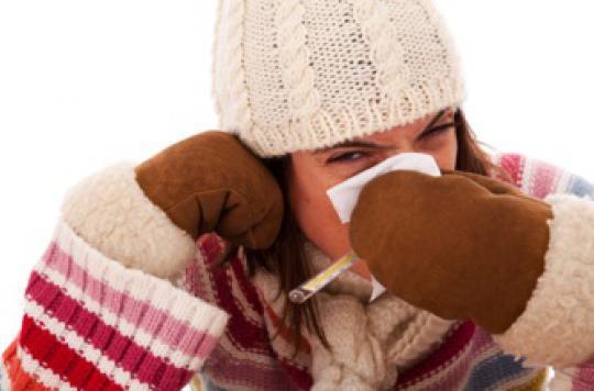 Grippe : le seuil épidémique a été franchi