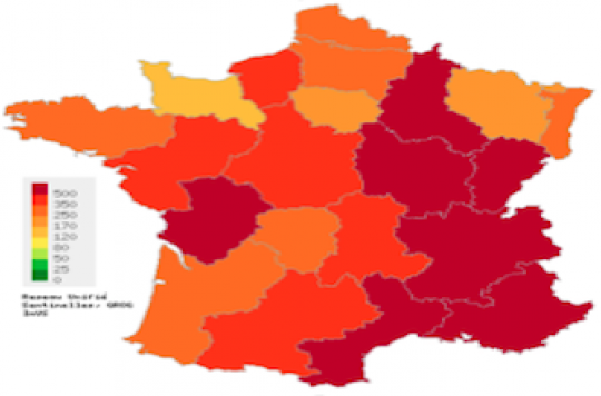 L'épidémie de grippe sévit encore dans 17 régions