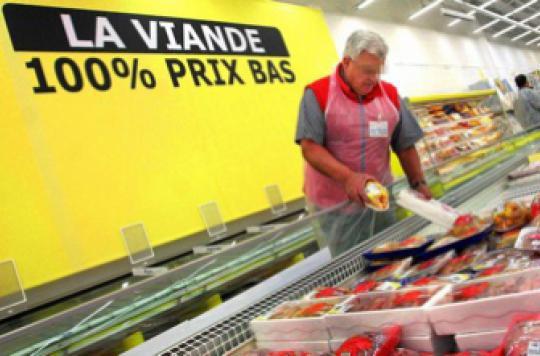 Produits alimentaires 1er prix: un dangereux manque d'hygiène