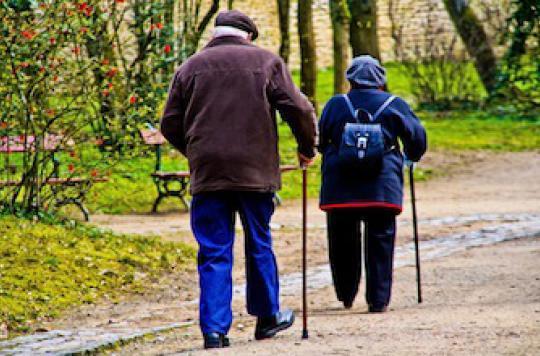 Personnes âgées : l'exercice physique réduit la gravité des chutes