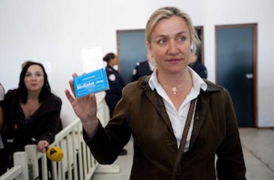 Mediator: le Dr Irène Frachon repart à l\'attaque