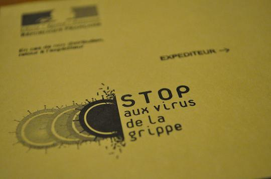 Grippe : 280 cas graves depuis le début de l'épidémie