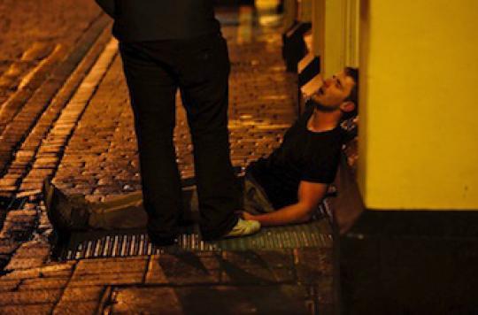Alcool: les jeunes malades de l\'ivresse
