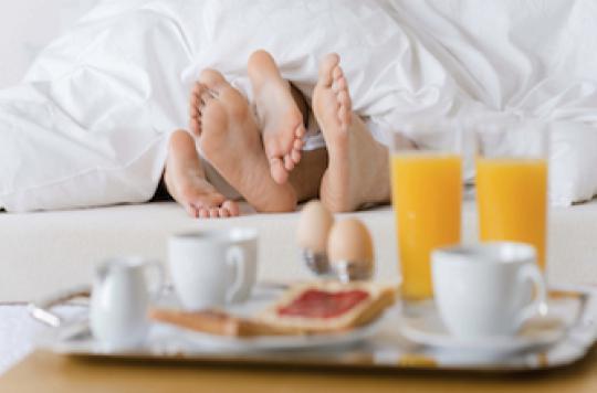 Troubles de l'ovulation : un bon petit déjeuner favorise la fertilité