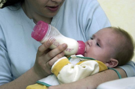 L'ANSM déconseille les médicaments anti-montée de lait