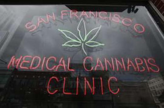 Le cannabis thérapeutique fait sa pub à la télévision