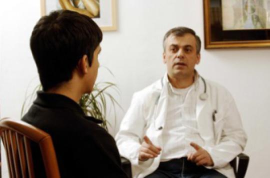 Les étudiants retardent au maximum leur consultation chez le médecin