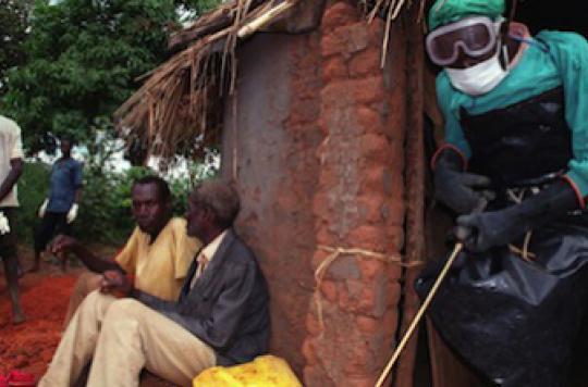 Ebola en Guinée : les autorités sanitaires sont \