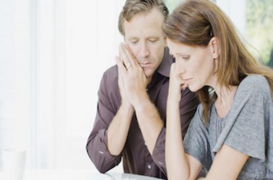 Après-cancer : les conjoints plus anxieux que les malades