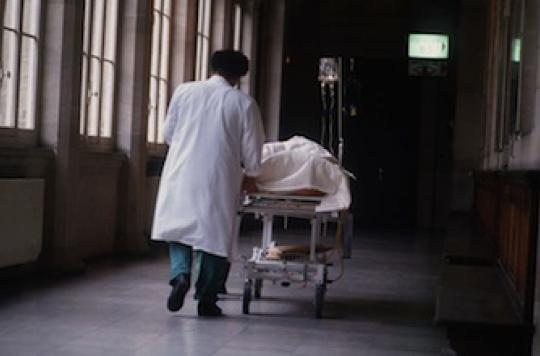 Gale : l'hôpital de Montbéliard fait le grand nettoyage