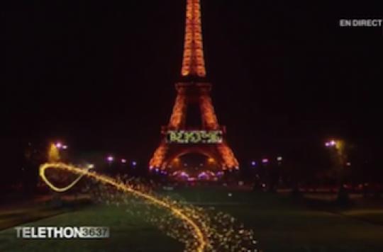 Téléthon : plus de 82 millions d'euros de promesses de dons