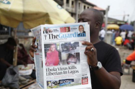 Ebola au Nigéria : \