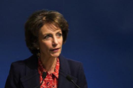 Marisol Touraine : le risque qu'Ebola arrive en France est faible