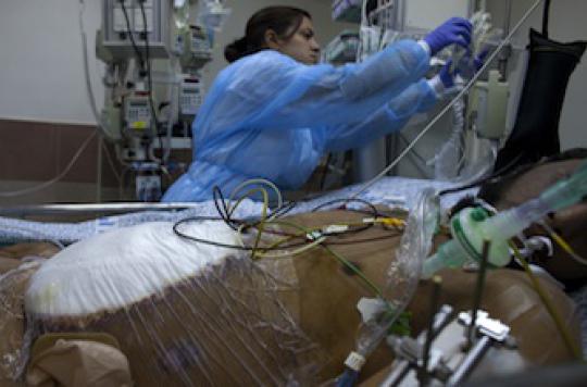 L'appel d'urgence de 50 médecins pour leurs confrères syriens