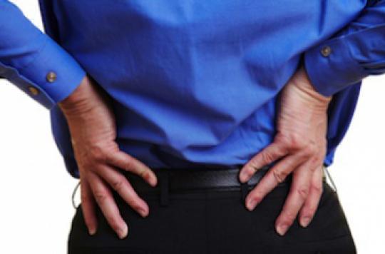 Posturothérapie : chasser un calcul rénal avec la tête en bas