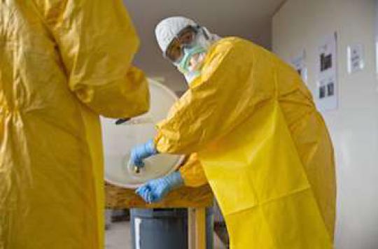 Ebola : pas d'épidémie en France, selon les spécialistes
