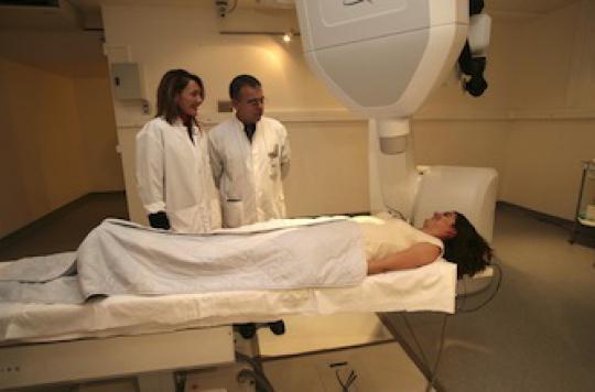 Cancer du sein : 3 semaines de radiothérapie suffisent