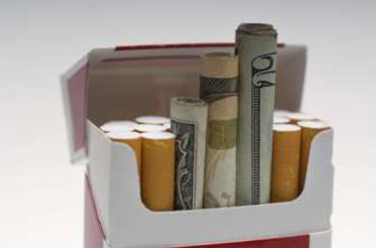 Tabac : tripler les taxes éviterait 200 millions de morts