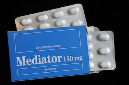 Mediator : 7% des patients souffrent d'une valvulopathie