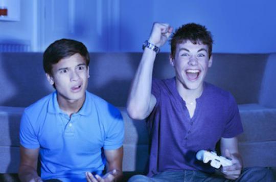Jeux vidéo : source de stress pour les étudiants