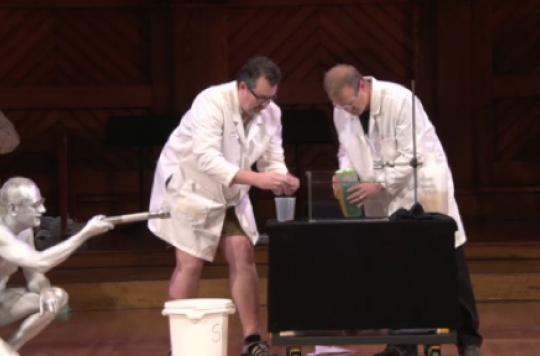 IG Nobel 2014 : le palmarès des innovations farfelues
